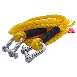 AM Tech Tow Rope 18mm x 4m, 2.5 Ton