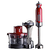 Kenwood  K-Mix 700W 1L - Tri Blade Blender Red
