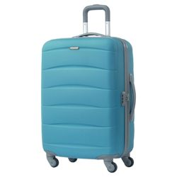Samsonite American Tourister Curacao Suitcase, Blue Small