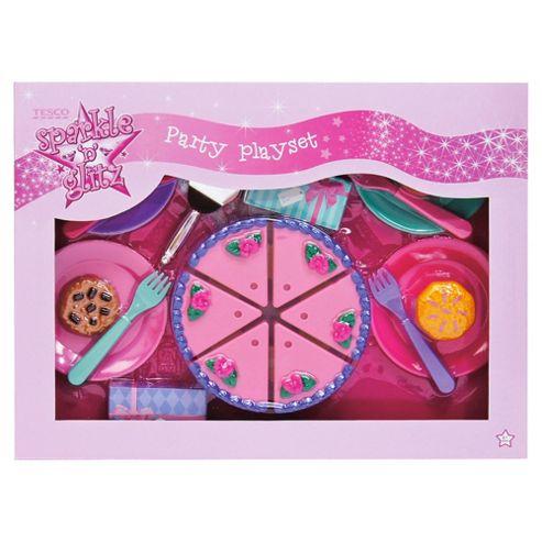 Sparkle & Glitz Partytime Playset