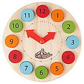 Carousel Wooden Time Teacher