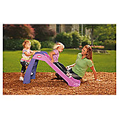 Little Tikes First Slide Pink and Purple