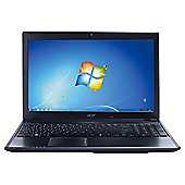 "Acer 5755G Laptop (Intel Core i7, 6GB, 750GB, 15.6"" Display) Black"