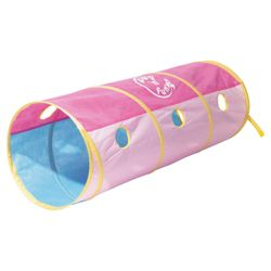 Worlds Apart Pop-out Play Tunnel, Pink