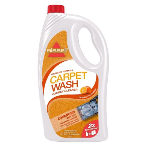 BISSELL 2X Concentrated Carpet Cleaning Formula 1.5L