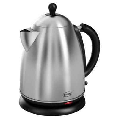 where to buy swan sk24010n ss kettle best buy electric kettle. Black Bedroom Furniture Sets. Home Design Ideas