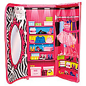 Barbie Clutch Bag Room Set
