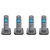 BT Sonus 1500 cordless Telephone - Set of 4