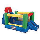 Little Tikes Junior Sports N Slide Bouncer
