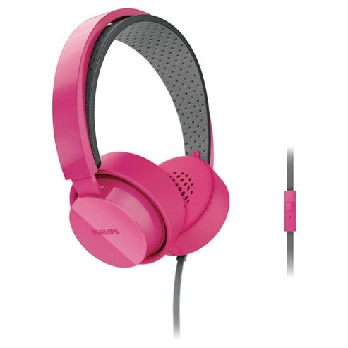 Philips CitiScape Shibuya Headband Headphone Pink SHL5205BL/10