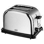 Swan ST14010N 2 Slice Toaster - Stainless Steel