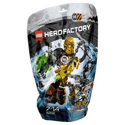 LEGO Hero Factory ROCKA 6202