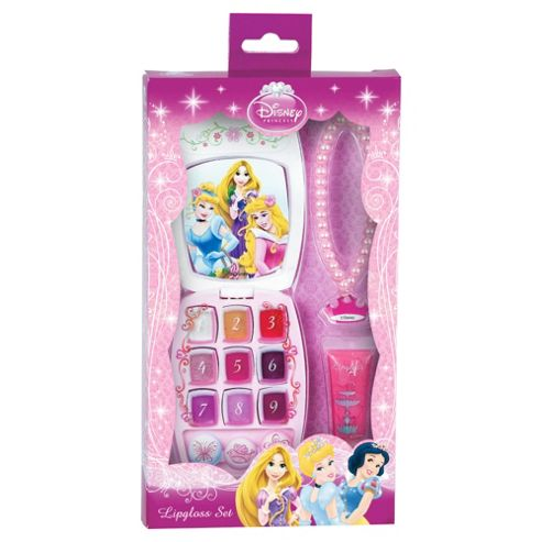 Disney Princess Dream Lipgloss Set