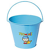 Kids Character Bucket, Blue