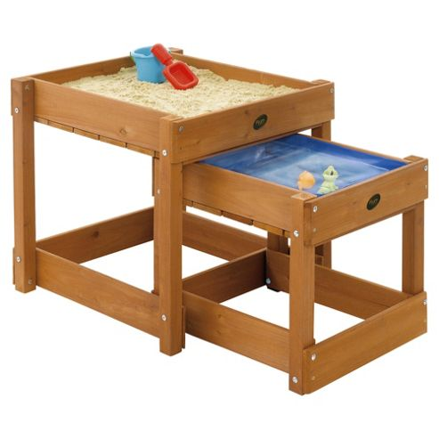 Plum Sandy Bay Wooden Sand & Water Table