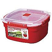 Sistema 2.4L Microwave Steamer, Medium
