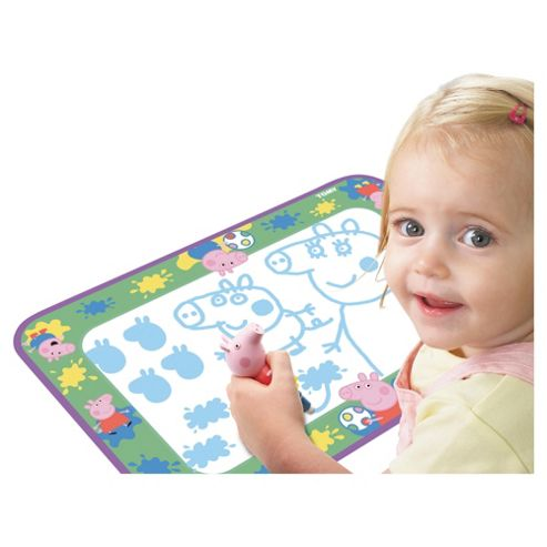 Tomy Aquadoodle Peppa Pig Stamp 'n' Draw