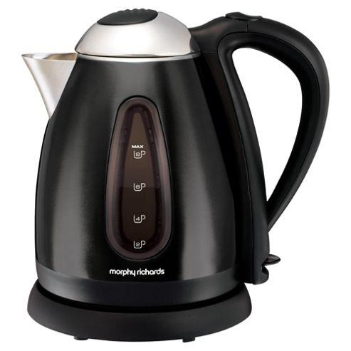 Morphy Richards 43975 Black Accents Kettle