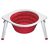 Chef'n Collapsible Colander large 10