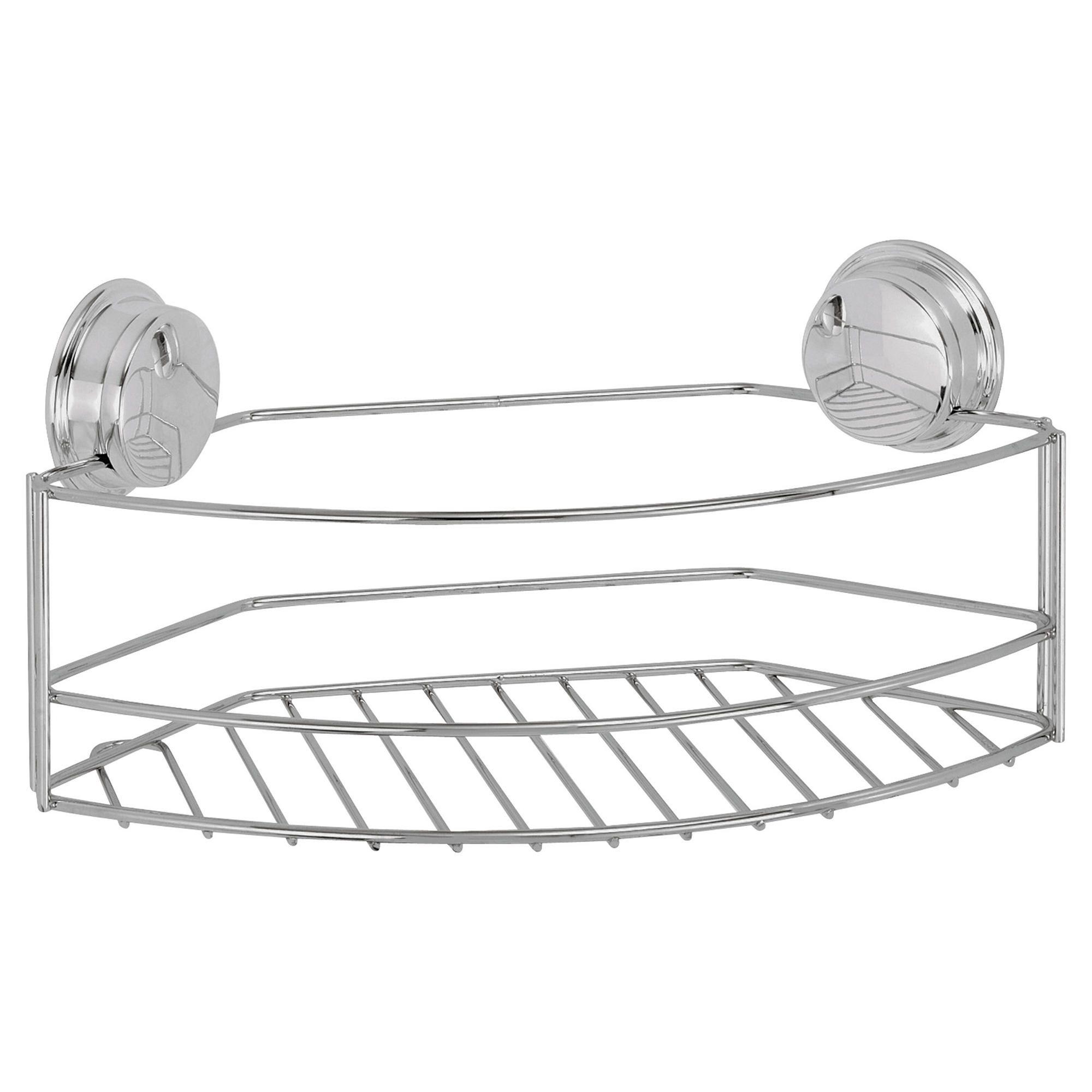 Stick N Lock Plus Large Storage Basket