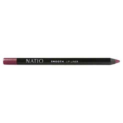 Natio Smooth Lip Liner Wine