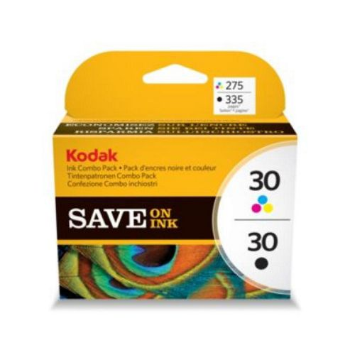 Kodak 30B+30CL Ink Cartridge Multipack