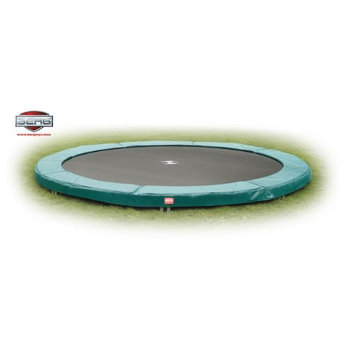 Berg In-ground 12.5ft Trampoline.