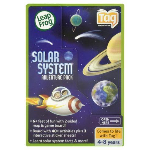 LeapFrog LeapReader Solar System Refresh pack
