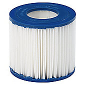 Tesco 300 Gal Swimming Pool Pump Filter Cartridge, 2 Pack