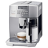 DeLonghi ESAM04 One Touch Bean to Cup Multi Beverage Coffee Machine - Silver
