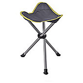 Tesco Folding Camping Tripod Stool