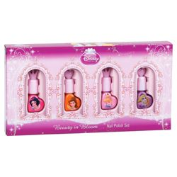 Princess beauty in bloom nail set