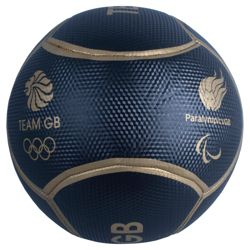 London 2012 Olympics Team GB Football Black & Gold Boxed