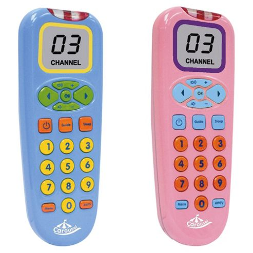 Carousel Chunky Remote (Colours May Vary)