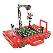 WWE Rumblers Money In The Bank Ring Playset