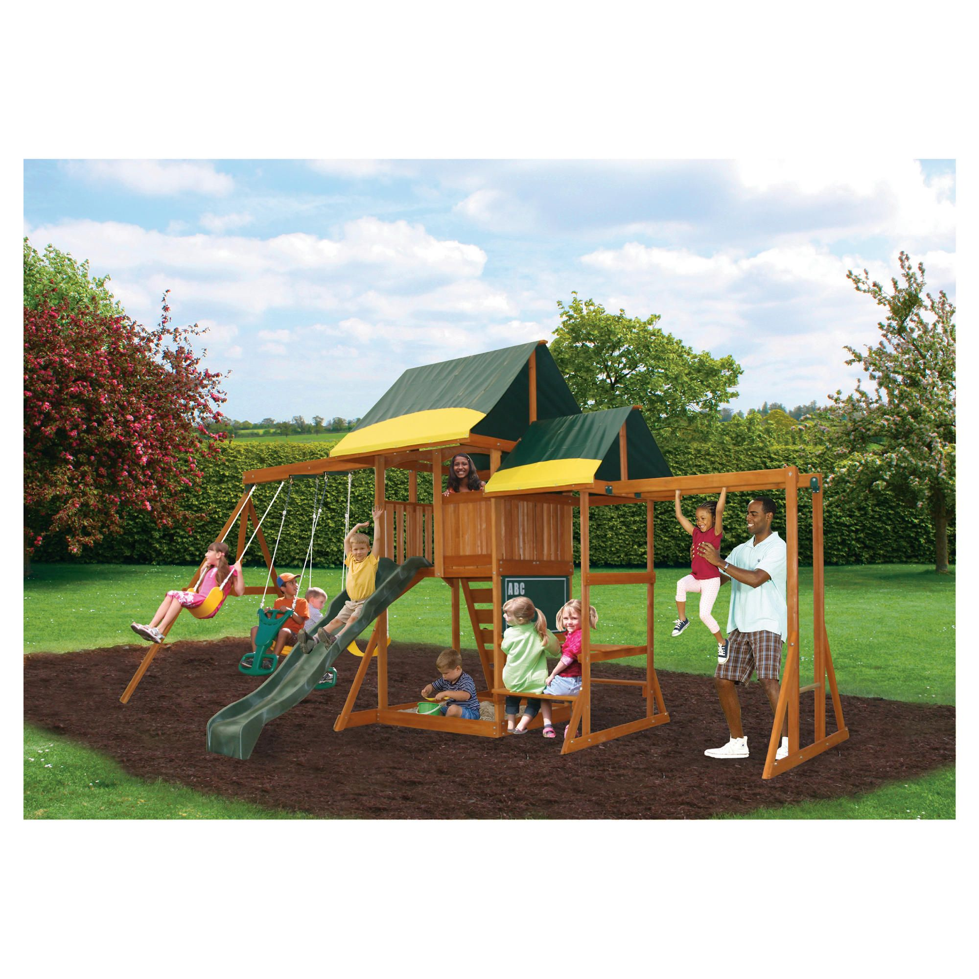 Selwood Oriana Playset at Tesco Direct