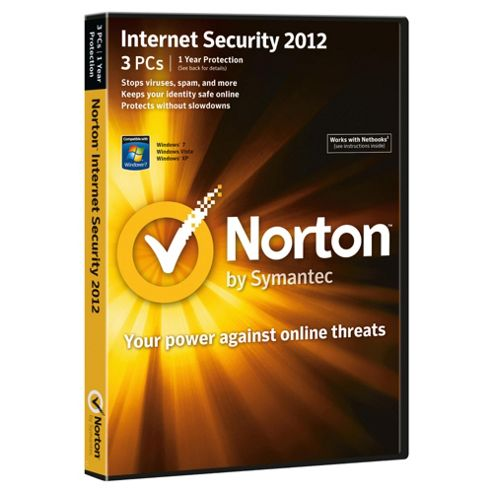 Norton Internet Security 3 User 2012