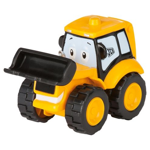 My First Jcb Mini Pullbacks- Assortment – Colours & Styles May Vary