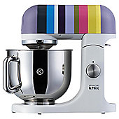 Kenwood kMix Kitchen Machine, Stripe Barcelona