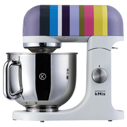 Kenwood K-Mix Stripe Barcelona Kitchen Machine