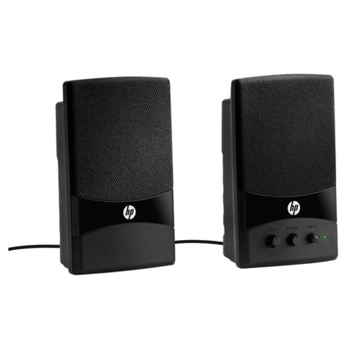 HP Multimedia Speakers Black