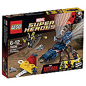 LEGO Marvel Super Heroes Ant-Man's Final Battle 76039