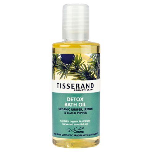 Tisserand Detox Bath Oil