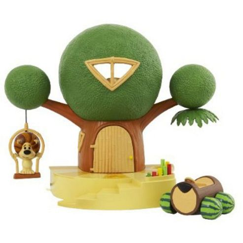 Tomy Raa Raa Noisy Lion Tree House Interactive Play Set