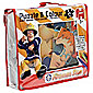 Jumbo Games Fireman Sam 24 Piece Jigsaw Puzzle & Colour Bag (Incl. Crayons)