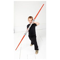 Star Wars Extendable Double-Bladed Lightsaber Darth Maul