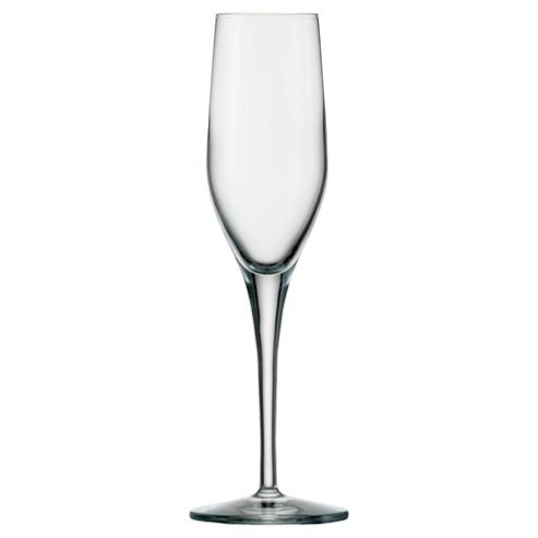 Dartington Set of 4 Champagne Glasses