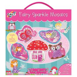 Galt Fairy Friends Sparkle Mosaics