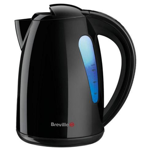 Breville VKJ557 Black Plastic Kettle