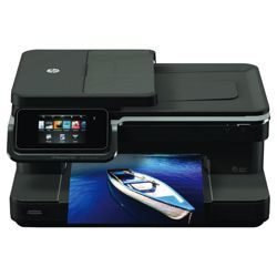 HP Photosmart 7510 Wireless AIO (Print, Copy, Scan & Fax) Inkjet Printer